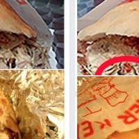 Il trouve une araigné dans son kebab et remporte….
